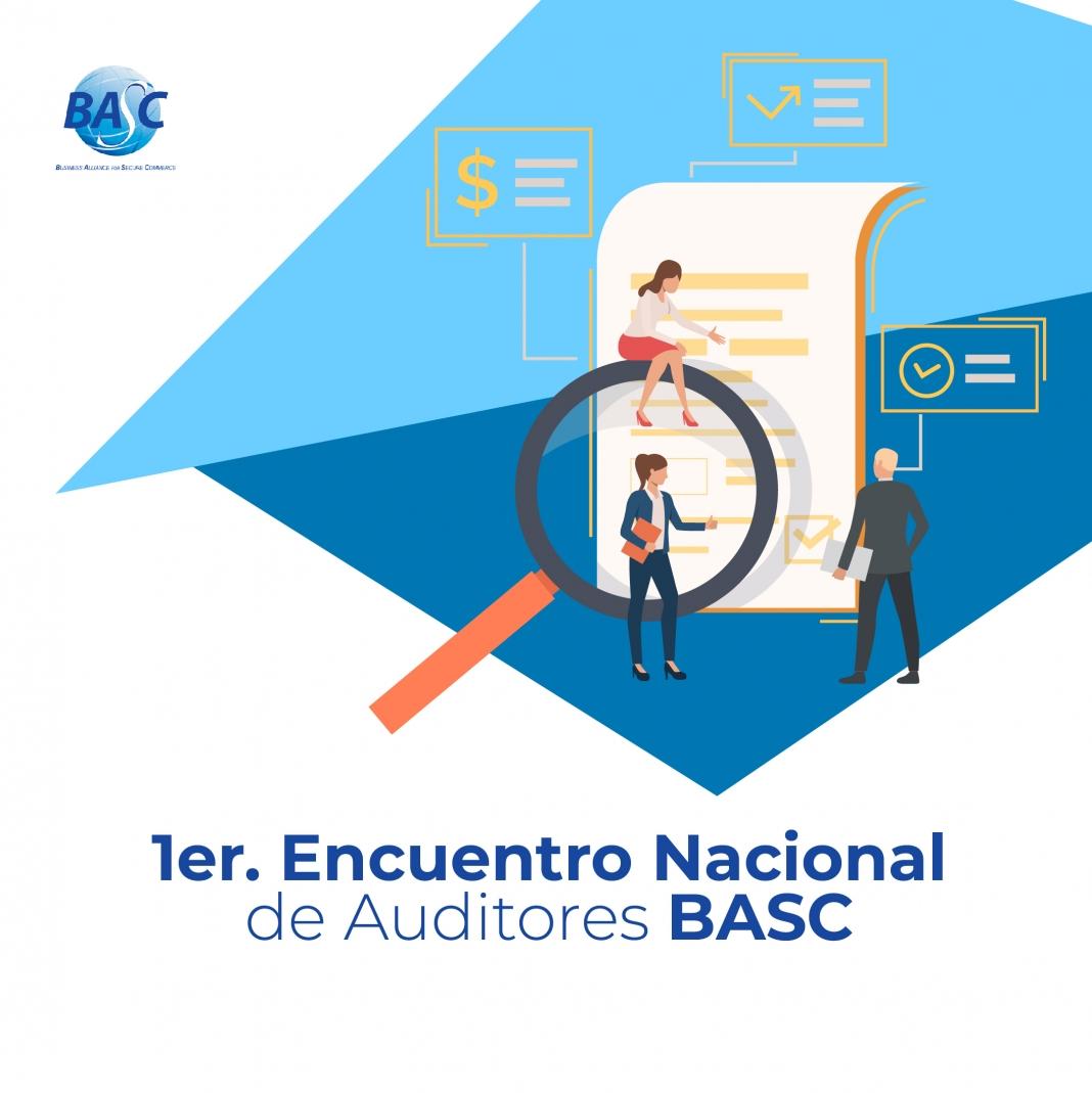 inv 1er encuentro auditores BASC 2021