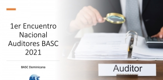 1er Encuentro Nacional Auditores BASC 2021